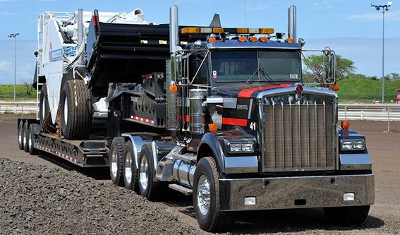 trucking less than load heavy haul