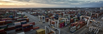 SAVANNAH MOVES RECORD 4.5M TEUS